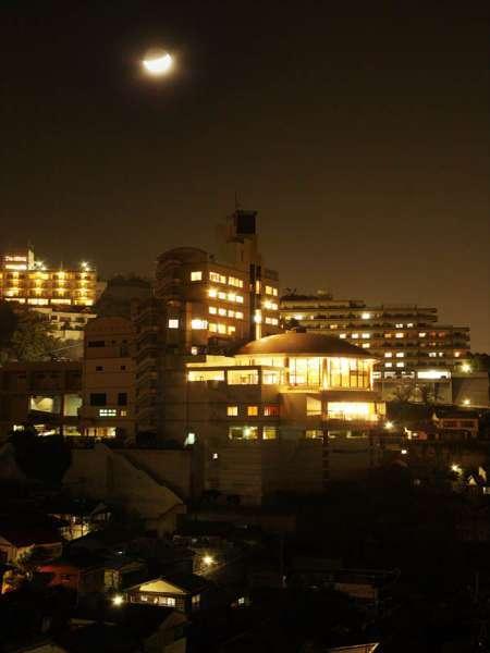 稲佐山温泉 ホテルアマンディ