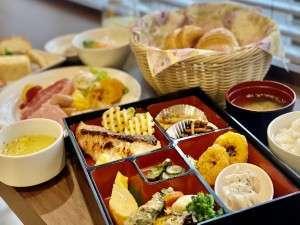 NEW春の朝食(一例) 和食 洋食貴方なら何方をCHOICE