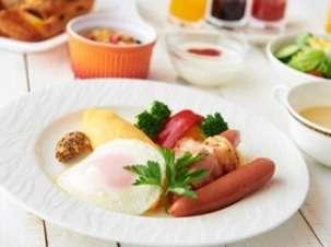 【ビジネスバリュープラン】朝食付で超得★10時アウト