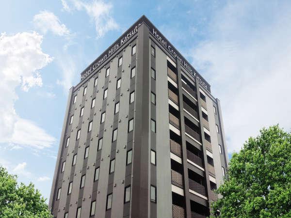 ホテルクラウンヒルズ勝田2号元町店(BBHホテルグループ)