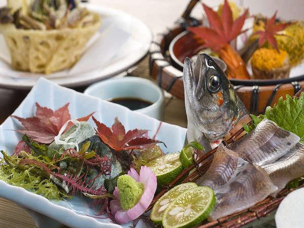 あめごは川魚の女王と言われる魚です!一度ご賞味あれ!