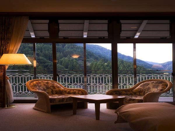 本館特別洋室 ふたりきりの景色を独り占め