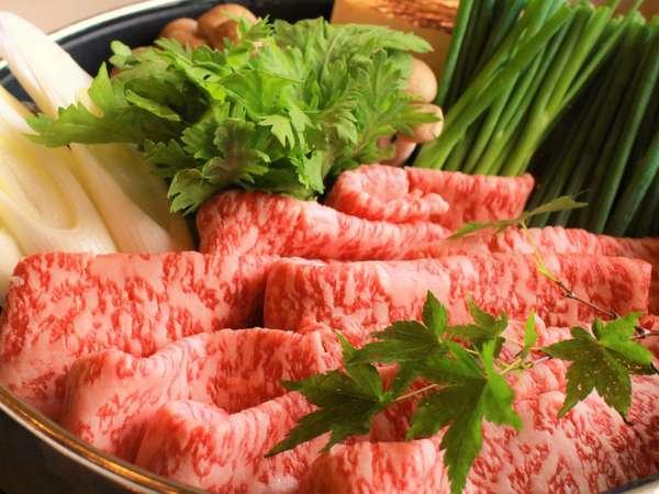 徳島のブランド牛「阿波牛」をすき焼きでどうぞ♪