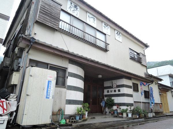橋口旅館(五島・若松島)