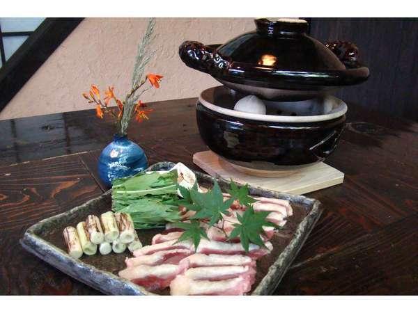 ◆◇◇♪薩摩鴨鍋フルコース会席♪◇◇◆