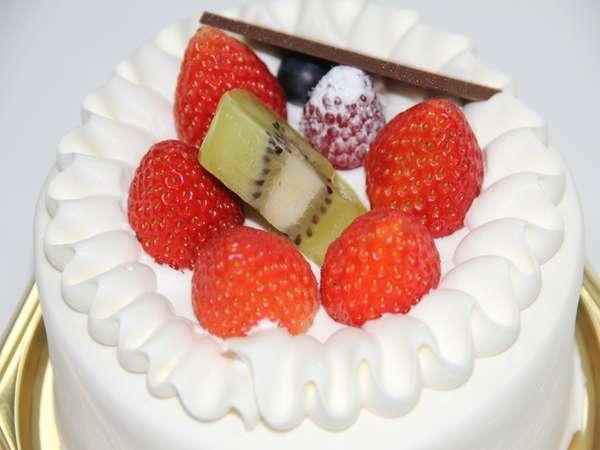 【誕生日】年に一度の記念日 『バースデーケーキ』付