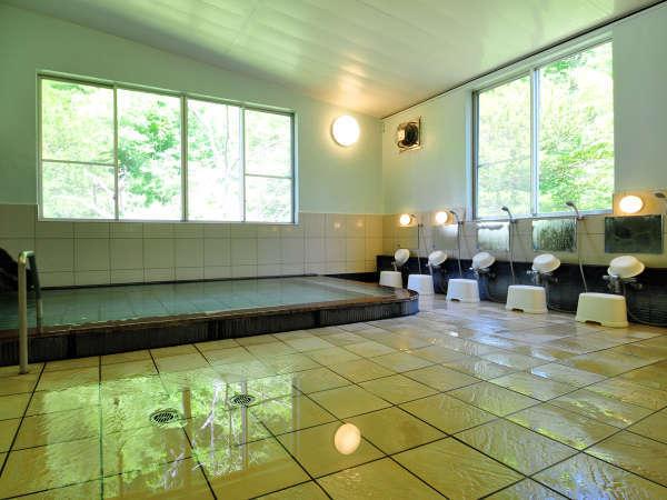 東大沼温泉 旅館 留の湯