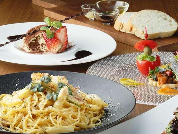 【Dinner Plan】ベルラーゴ イタリアンカジュアルプラン 〜夕朝食付き〜