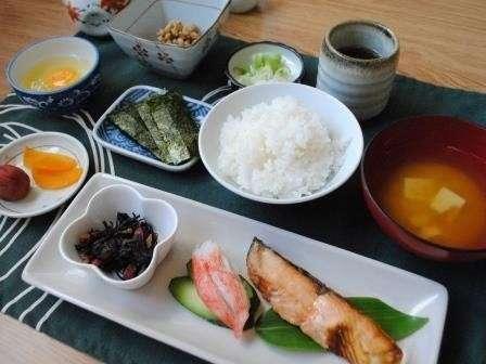 朝食付きプラン【和食・洋食】