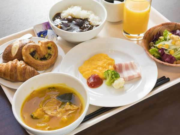 【ホテルWBF北浜】◆ベーシックプラン◆朝食付き