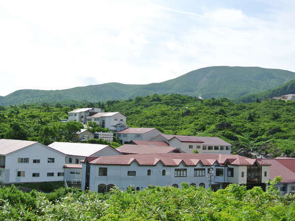 須川高原温泉