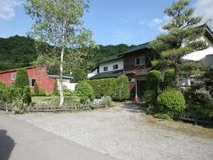 民宿ふるや軽井沢山荘の外観