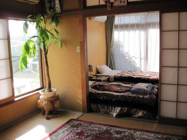 じゃらん限定和洋室。2~6名様で宿泊可能、ペットさんもOK。
