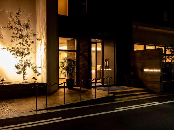 道頓堀クリスタルホテルII