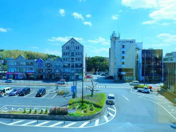 ステーションホテル鵜方