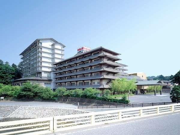 舌切雀のお宿ホテル磯部ガーデン
