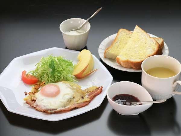 【朝食付】 ゆっくりチェックインOK♪「元気の源」朝食付プラン