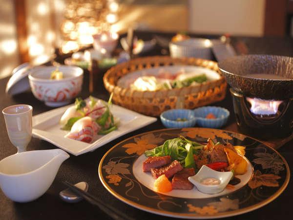 朝夕個室食で楽しむ会席料理 湯主一條【基本】 style