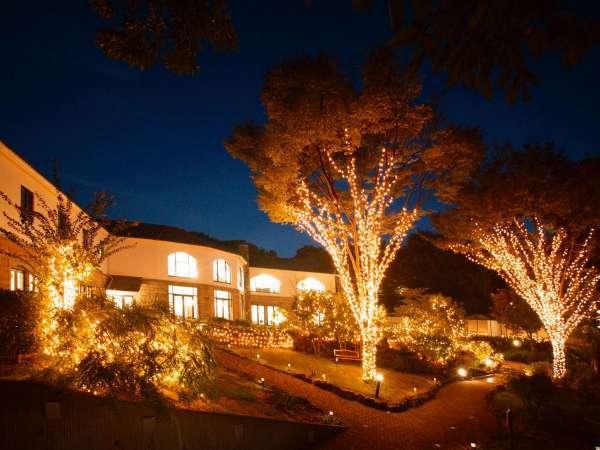伊豆高原温泉ホテル 森の泉