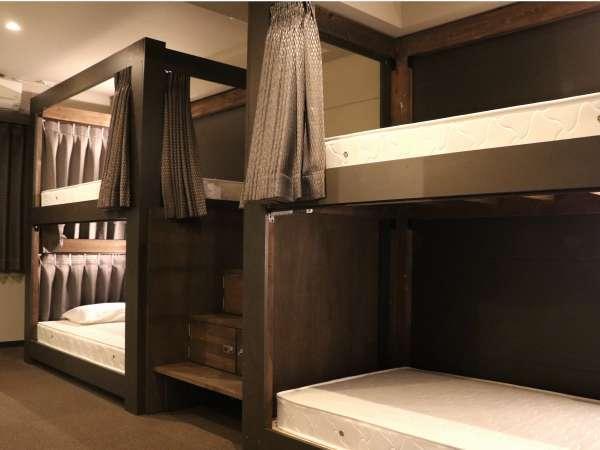 【早割】28日前までの予約がお得!シェアキッチンやバー、広々共用部のある宿♪早期割引プラン