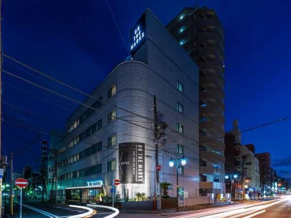 ホテル&ホステル オン ザ マークス 東京 川崎