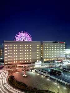 JR九州ホテル鹿児島の外観