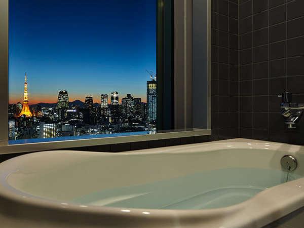 【東京タワービュー確約】ビューバスルームで極上癒しステイ