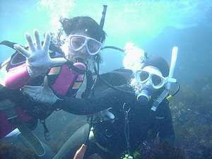 [家族同室] 海の中ってすごいね!親子で楽しめる体験ダイビング付1泊2食付プラン