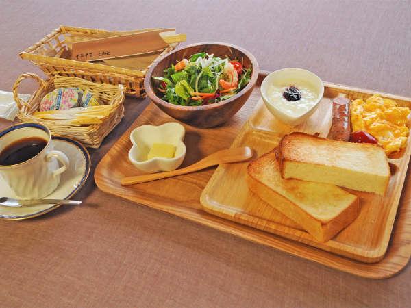 【自慢は美味しい自家製食パン!】日南町でのお仕事や観光に【朝食付プラン】