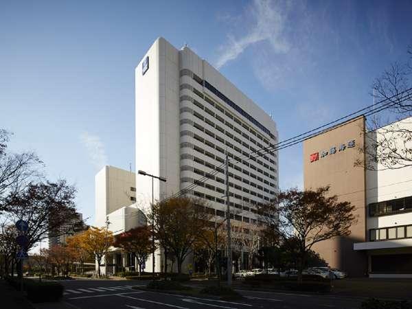 アリストンホテル神戸の外観
