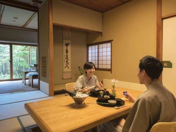 全室露天風呂付き客室 櫻湯 山茱萸 <さくらゆ さんしゅゆ>