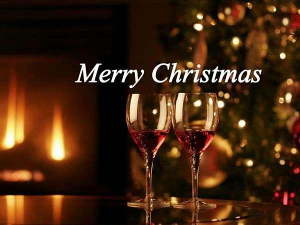 大人のクリスマスナイトプラン★スパークリングワイン&GODIVAのチョコレート付き