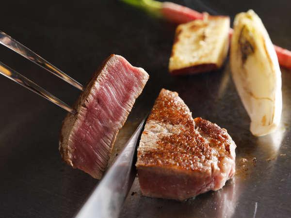 【夕朝食付】〜宿泊者様限定プラン〜 京都の風情を感じる上質空間で愉しむ、極上の鉄板料理