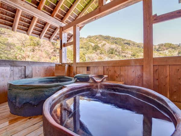 湯の山温泉 三峯園 ~川のせせらぎと古湯を楽しむ宿~の写真その4