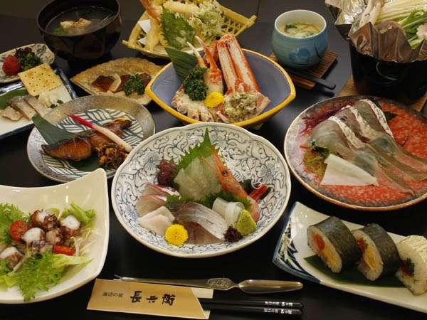 【春らんまん♪鰆☆桜鯛・若狭ぐじ】お魚いっぱい☆春のご馳走会席プラン