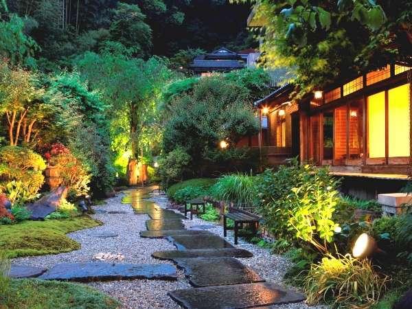 古奈別荘の外観