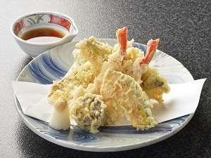 【一品料理】天ぷら盛合せ