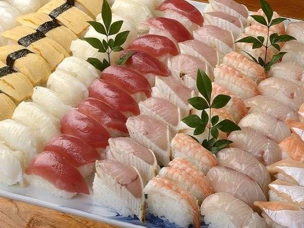寿司食べ放題 イメージ