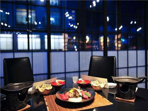 【遅めのご夕食20時〜とショートステイでお得☆】〜大人の時間〜創作会津郷土料理をゆっくり堪能♪
