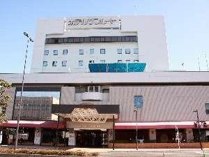 ホテルサンルート清水(2017年7月31日より:清水グランドホテル)
