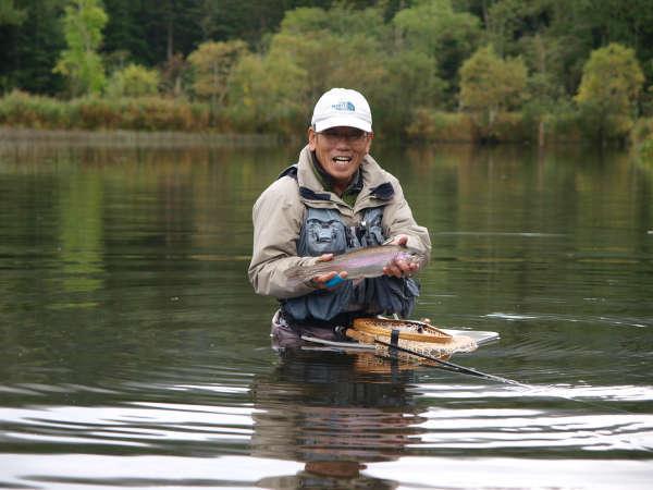 *【釣り/アクティビティ】安全に気をつけて釣りをお楽しみください。