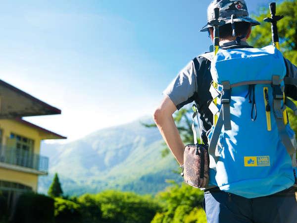 日本百名山の麓、自然と調和する暮らしをお愉しみいただけます