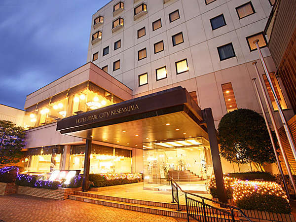 ホテルパールシティ気仙沼