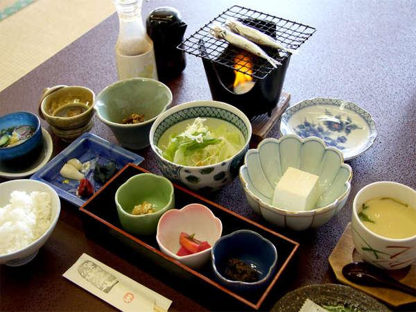 【朝食付プラン】やっぱり朝食は外せない!奥能登〜出張&ご旅行に最適の海ロケーション