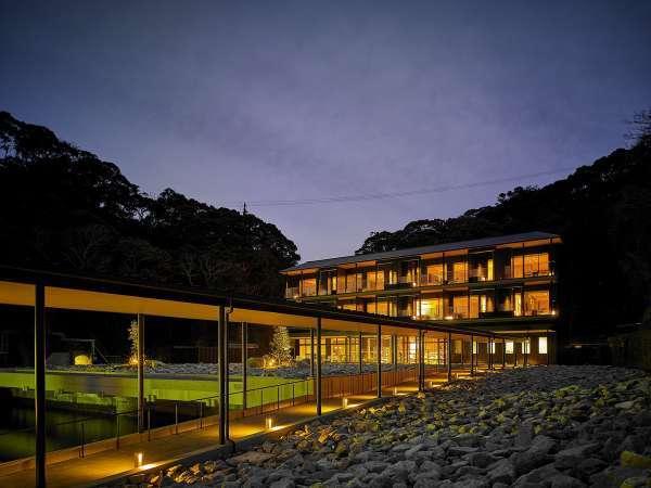 碧き島の宿 熊野別邸 中の島(旧:南紀勝浦温泉 ホテル中の島)
