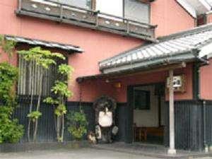 太田館の外観
