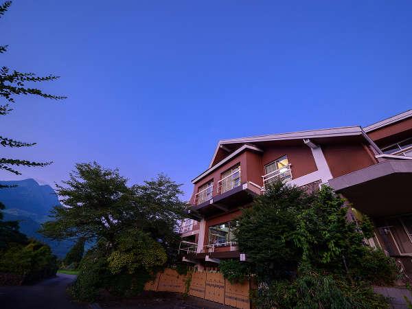 風の山荘 山城