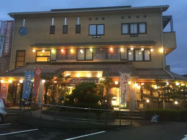 レストハウス・ビジネス旅館 栄の外観