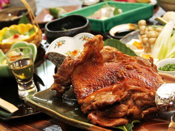 【◆ゆめ華鶏&黒豚会席◆】プラン 【1番人気】特選会席で贅沢なひとときを♪