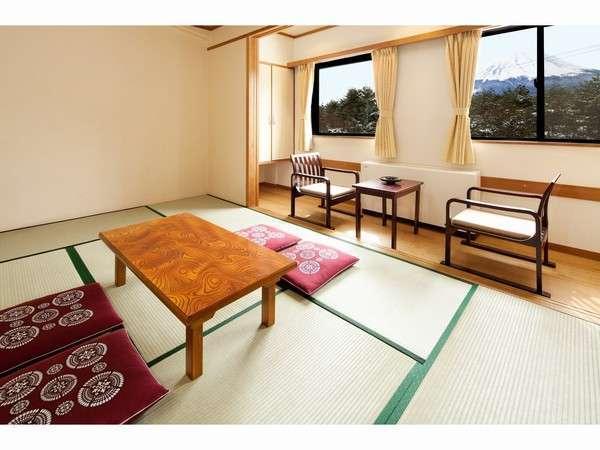 客室の一例明るくゆったりお過ごし頂けるお部屋です。